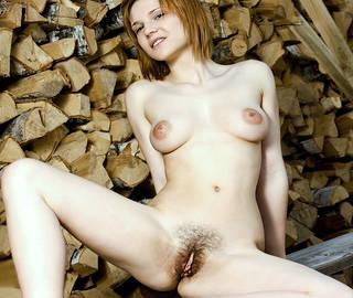 Coed ruso desnuda.