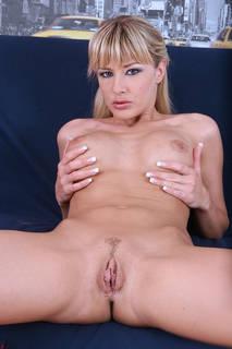 Sexy mature body of a beautiful girl.